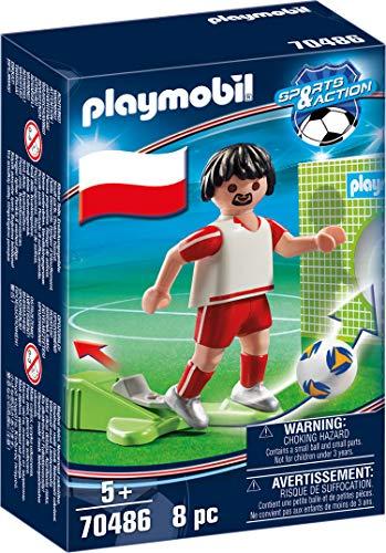 PLAYMOBIL 70486 Nationalspieler Polen, ab 5 Jahren