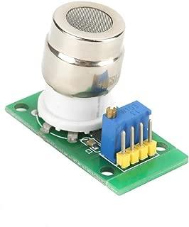 CO2 Gas Carbon Dioxide Sensor Module, MG811 Arduino Carbon Dioxide Sensor Detector TTL Level with Analog Signal Output Temperature Compensation Output