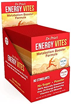Dr. Price's Vitamins Vites Amino Pre Workout Energy Drink (30 Packets)