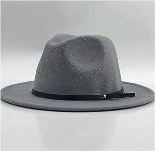 0fa650565a07 Amazon.es: sombrero fedora - Gris