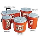 3-Gallon Gatorade Dispenser Coolers