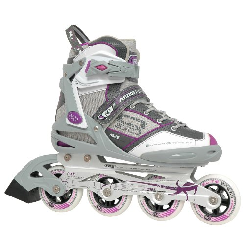 Best Deals! Roller Derby AERIO Q-60 Women's Inline (Purple, 7)