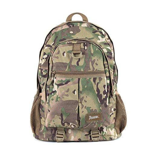 éclairage léger Sac à Dos de randonnée/extérieur étanche Bag-Camouflage 1 30L