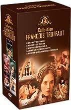Coffret François Truffaut 5 DVD : L'Enfant sauvage / L'Argent de poche / L'Histoire d'Adèle H. / La Sirène du Mississippi / L'Homme qui aimait les femmes