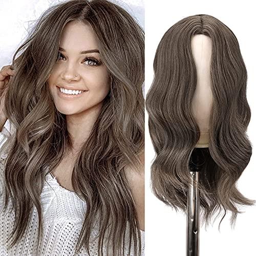obtener pelucas pelo largo rubio por internet