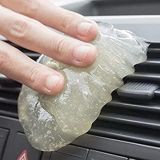 Homeve 32 g Autokleber Gummi Gel Klimaanlage Auslass Entl/üftung Innenraum Staub Schmutz Reiniger Magical Clean Glue Dropshipping