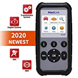 Autel MaxiLink ML629 OBD2 Scanner Upgraded Version of ML619, DTC...