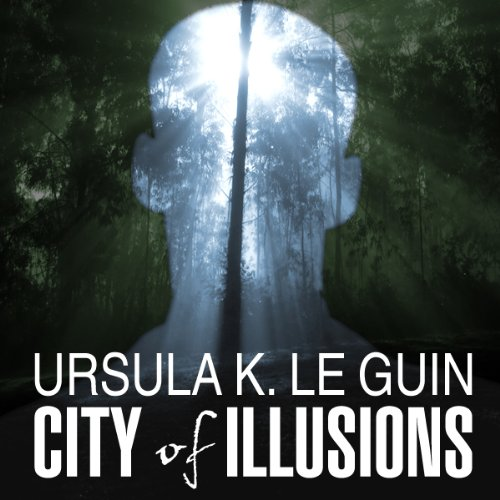 City of Illusions audiobook cover art