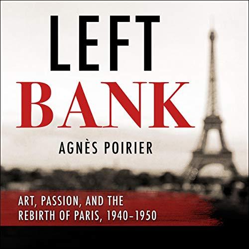 Left Bank audiobook cover art
