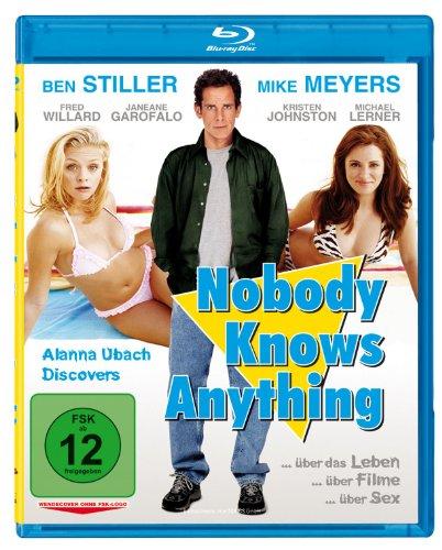 Nobody Knows Anything! [Blu-ray]