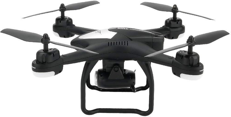 tienda de descuento Dewanxin Dewanxin Dewanxin S30W 720P dron con cámara Live vídeo, 200Metros WiFi Tiempo Real de transmisión, GPS Fixed Point One Key Return dron con Headless Modo de fácil de Moscas Negro  compras de moda online