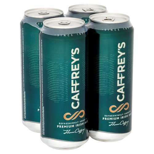 Caffrey's Ale 4x440ml - Irisches Premium Bier