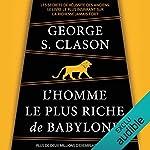 Page de couverture de L'homme le plus riche de Babylone