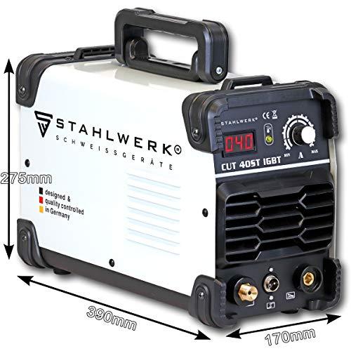 STAHLWERK CUT 40 ST IGBT Plasmaschneider - 2