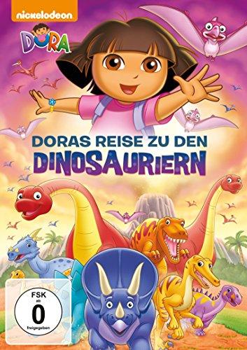 Doras Reise zu den Dinosauriern