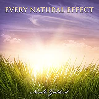 Every Natural Effect audiobook cover art