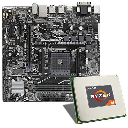 AMD Ryzen 3 2200G / ASUS Prime A...