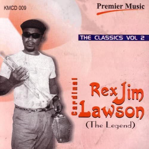 Cardinal Rex Jim Lawson