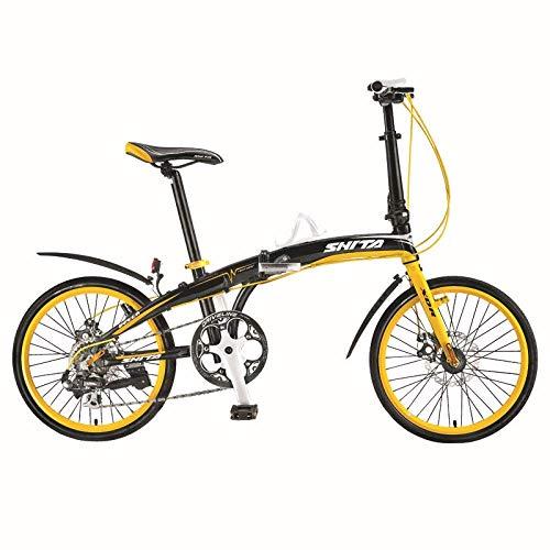 Las bicicletas plegables bicicletas for niños cambio de marchas bicicleta plegable de...