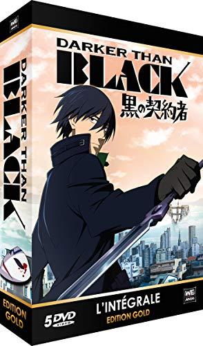 Darker Than Black-Intégrale (5 DVD + Livret) [Édition Gold]