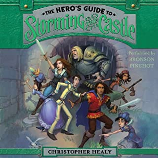 The Hero's Guide to Storming the Castle audiobook cover art