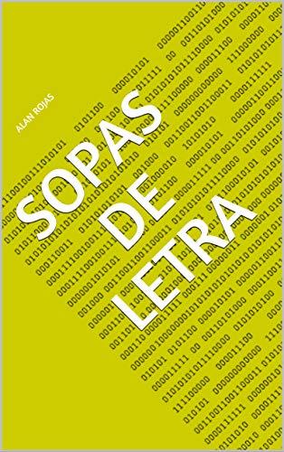Sopas de Letra (Spanish Edition)