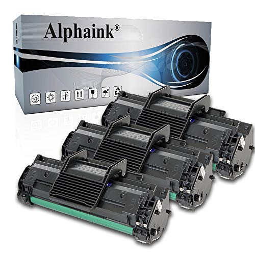 3 Toner Alphaink ML-2010D3 Compatibile Samsung ML-1610 1620 1625 2010 2015 2020 2520 2571 2570G SCX-4321 4521