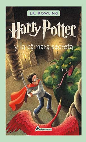 Harry Potter y La Camara Secreta: 2
