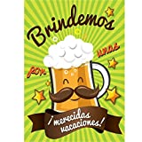 CGN Tarjeta jubilacion Cerveza
