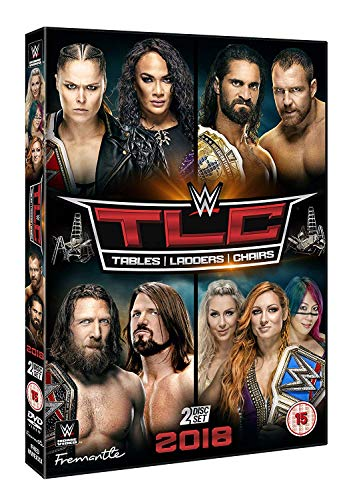 WWE: TLC - Tables, Ladders & Chairs 2018 [DVD]
