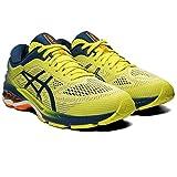 Asics Gel-Kayano 26 Kai, Zapatillas de Running por Hombre, Amarillo (SourYuzu/MakoBlu 750), 41.5 EU