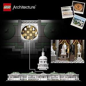 Amazon.co.jp - レゴ アーキテクチャー アメリカ合衆国議会議事堂 21030
