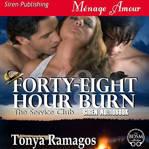 Forty-Eight Hour Burn audiobook cover art