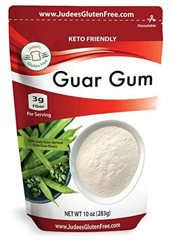 Judee's Guar Gum Powder - Low-Carb, Keto