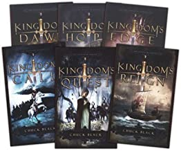 The Kingdom Series, Volumes 1 - 6: Kingdom's Dawn, Kingdom's Hope, Kingdom's Edge, Kingdom's Call, Kingdom's Quest, and Ki...