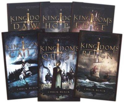 The Kingdom Series, Volumes 1 - 6: Kingdom's Dawn, Kingdom's Hope, Kingdom's Edge, Kingdom's Call, Kingdom's Quest, and Kingdom's Reign