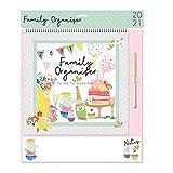 2021 Family Organiser Calendar w...
