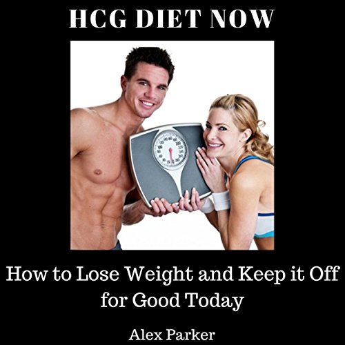 HCG Diet Now audiobook cover art