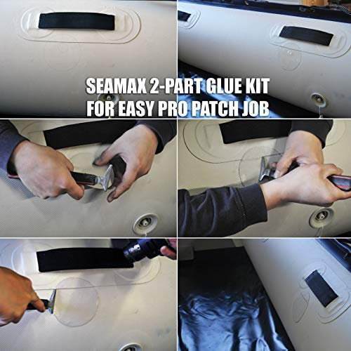 Seamax Adhesive for All PVC and Hypalon Inflatable Boats
