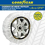 Goodyear GOD8010 Cadenas de Nieve, Set de 2