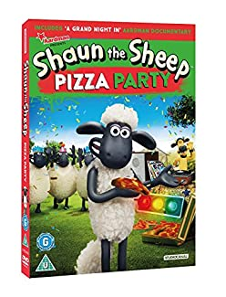 Shaun The Sheep - Pizza Party