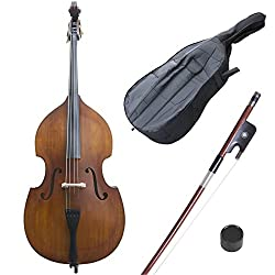 Cecilio CDB-100 Upright Double Bass - Best Double Basses