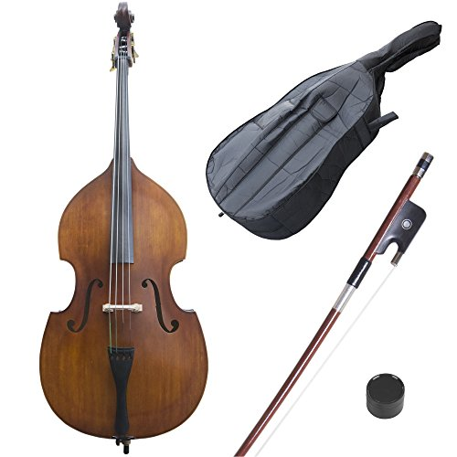 Our #2 Pick is the Cecilio CDB Upright Bass