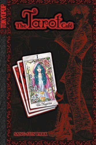 Tarot Cafe, The Volume 1: v. 1 by Sang-Sun Park (Artist, Author) (15-Mar-2005) Paperback