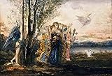 Berkin Arts Gustave Moreau Giclee Kunstdruckpapier