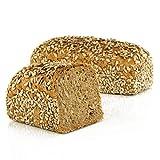 Vestakorn pan artesanal 'Sonnenblumenbrot' 750g - Pan de trigo mixto con pipas de girasol - pan fresco con masa madre natural