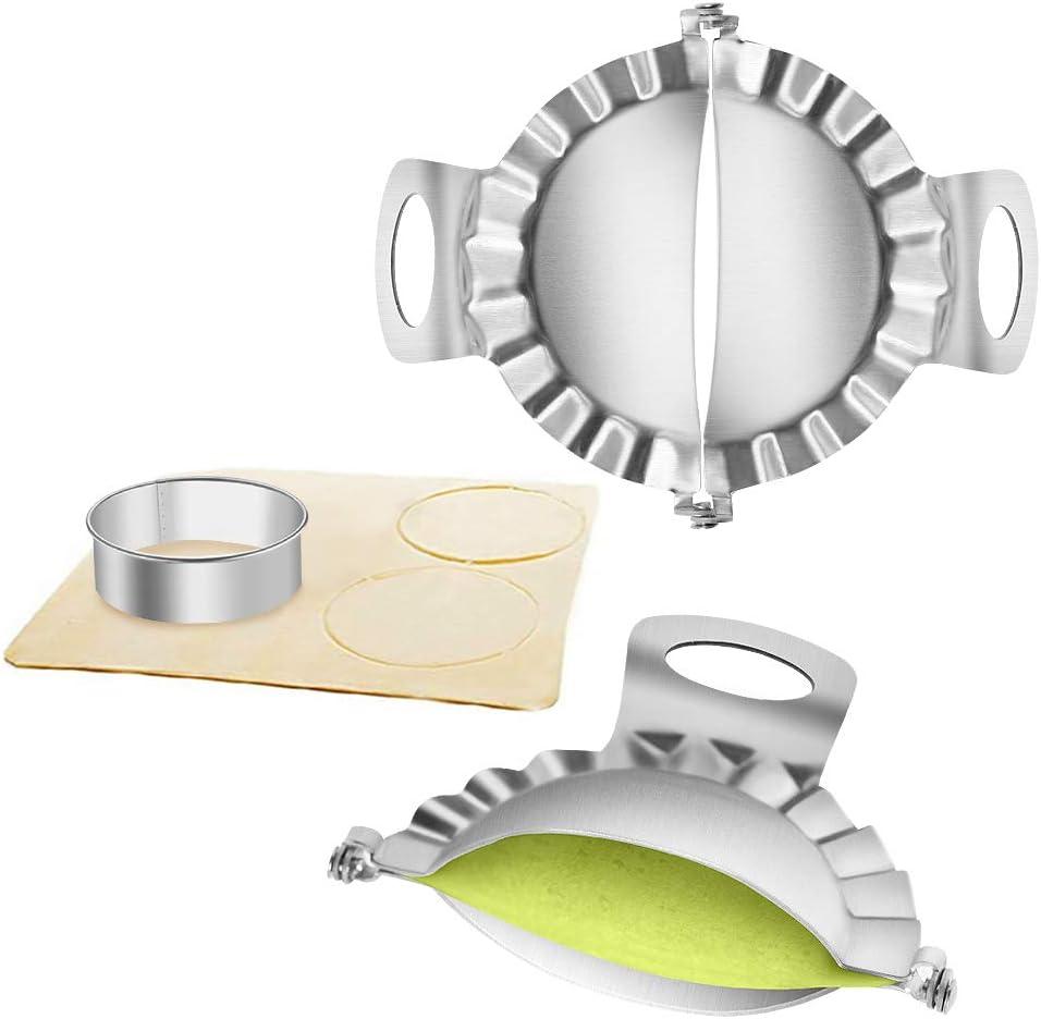 Special sale item Mother's Manufacturer direct delivery Dumpling Maker & Wrappers Set Mold S 304
