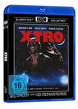 X-TRO - Uncut und HD Remastered - Classic Cult Collection [Blu-ray]