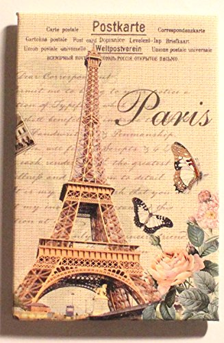 AKER Magnet Aimant frigo MGF92 Souvenir France Paris Cadeaux Tour Eiffel 8X 5,5 cm
