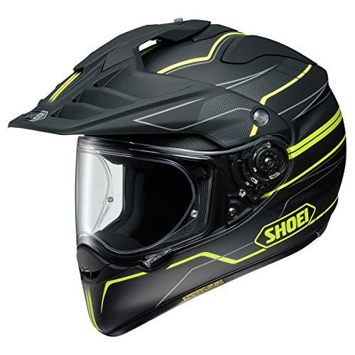 Shoei Hornet X2 ナビゲート ストリート レーシング オートバイヘルメット - TC-3 / M